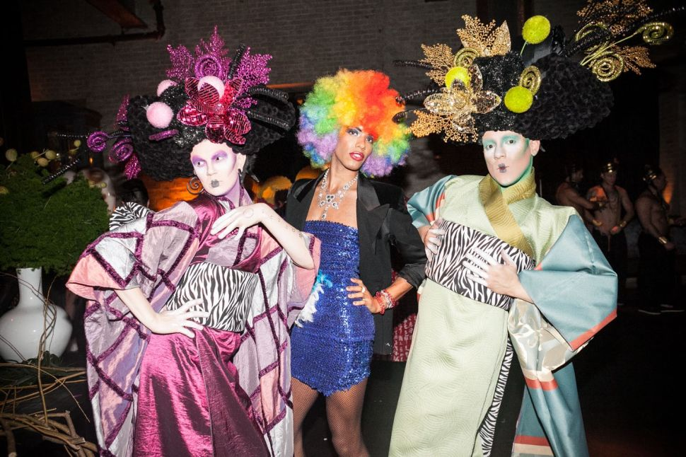 The Chic-est Things You Could Possibly Do in NYC This Halloween