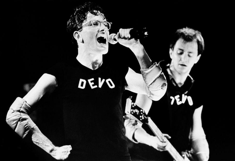 CBGB Music & Film Festival Mixes Punk & Commerce, Devo & Times Square