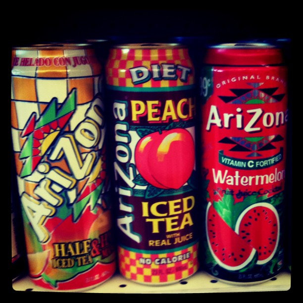 With Billions at Stake, Sparks Fly Between AriZona Iced Tea Owners