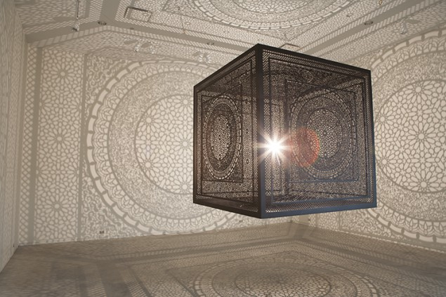 Anila Quayyum Agha Wins Both the Public and the Jury Award at ArtPrize