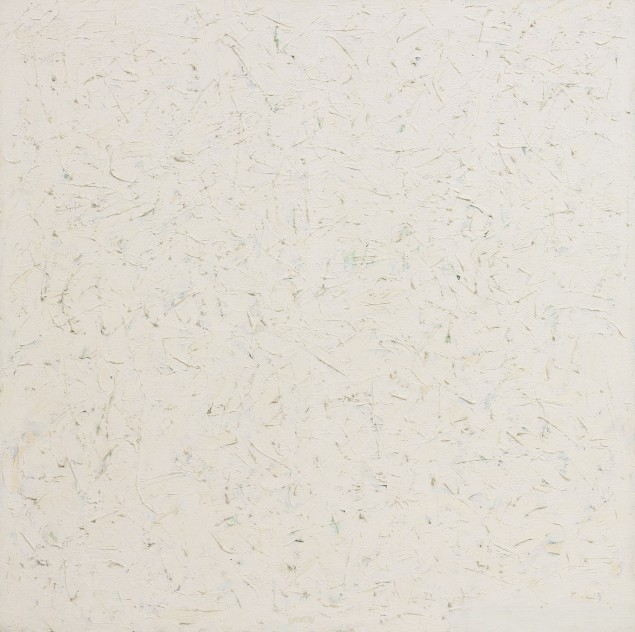 Would You Pay $20M for an All-White Ryman Painting?