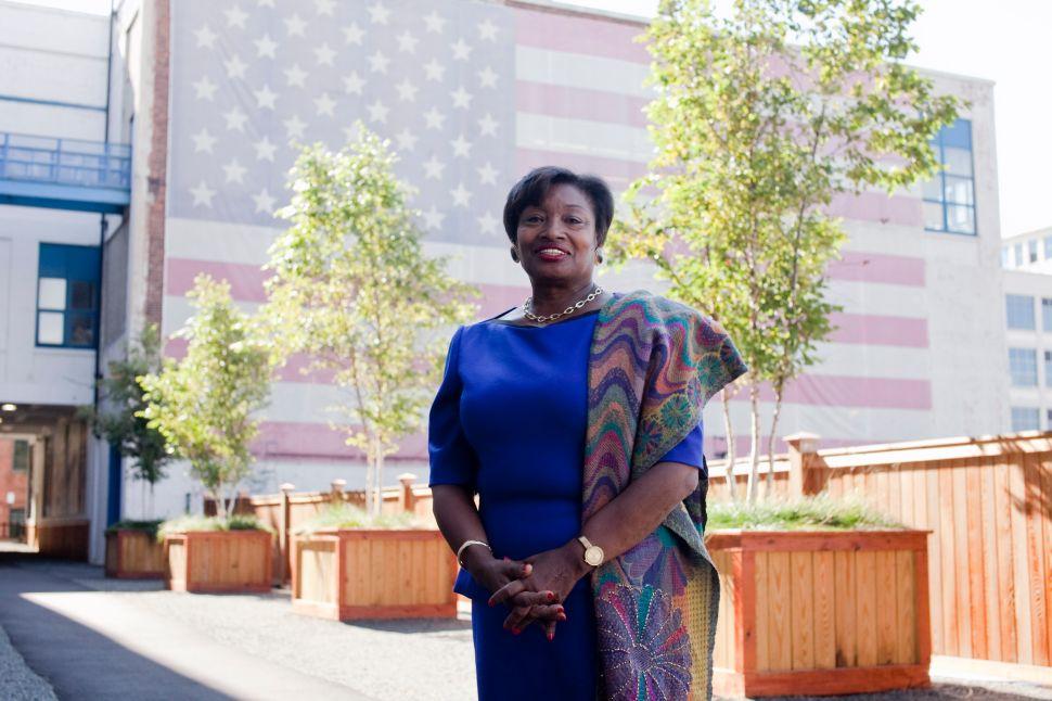 Andrea Stewart-Cousins: The Would-Be Senate Majority Leader