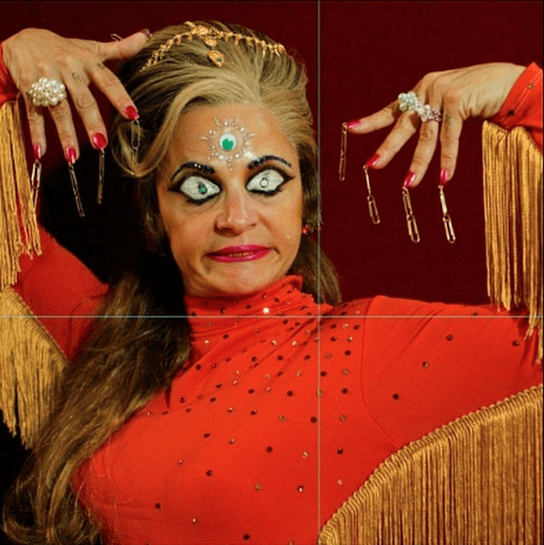Witches, Tits and Salami: the Crazy Awesome Mess That is Amy Sedaris's Instagram