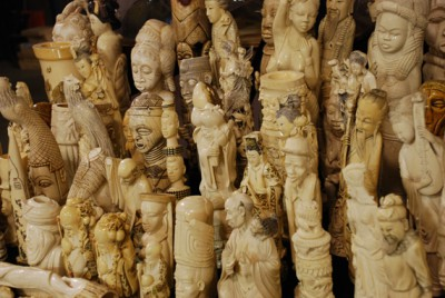 Save the Elephants! Antiques Mkt Hit by Federal Ban on Ivory Sales