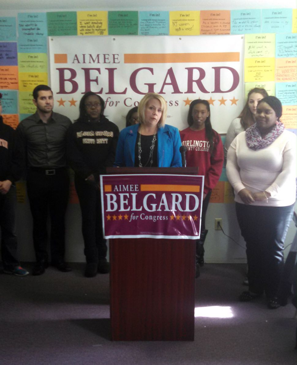 Belgard Gets the Support of Senate Judiciary Committee for Judgeship