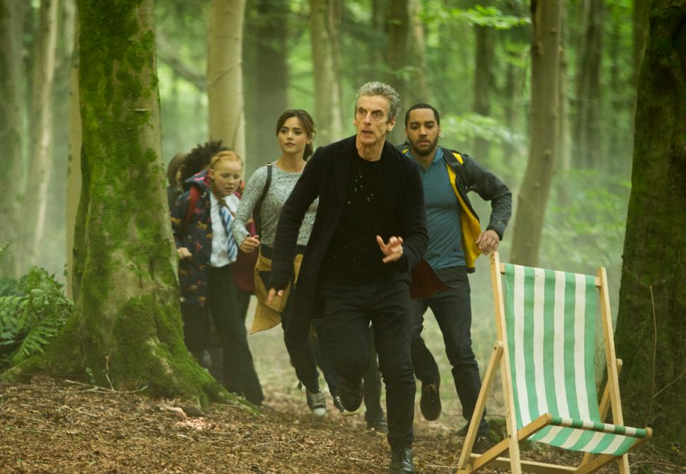 'Doctor Who' Recap 8×10: Forest for the Trees