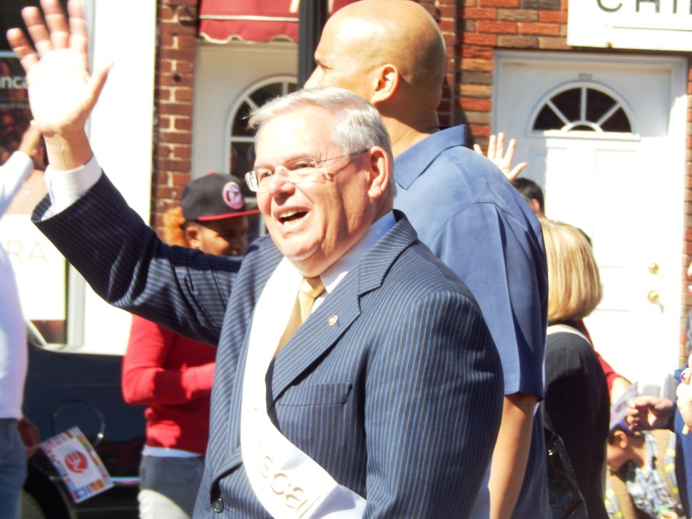 2014 and 2016: Menendez and the endgame