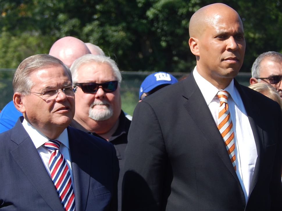 Booker gets over 50% in new Quinnipiac Poll