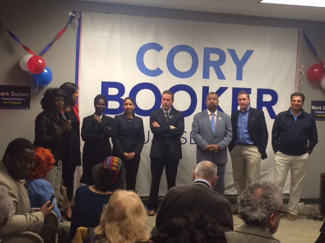Montclair, State Dems open combined campaign headquarters