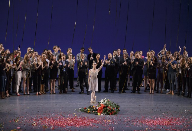 Farewell to Wendy Whelan, Hello to 'Fall for Dance'