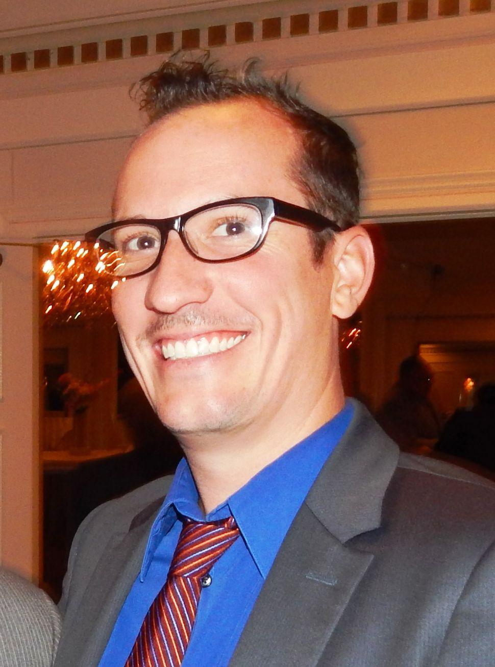 Hillmann slams anti-gay 'Brooker' mailer