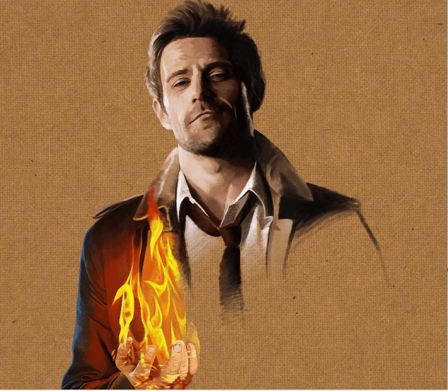 'Constantine' Exec-Producer on Tongue-Slicing Demons and His 'Bastard' Main Character
