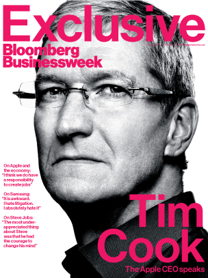 How Apple CEO Tim Cook Came Out in Businessweek