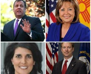 If Christie gets GOP 2016 nod, who is Number 2?