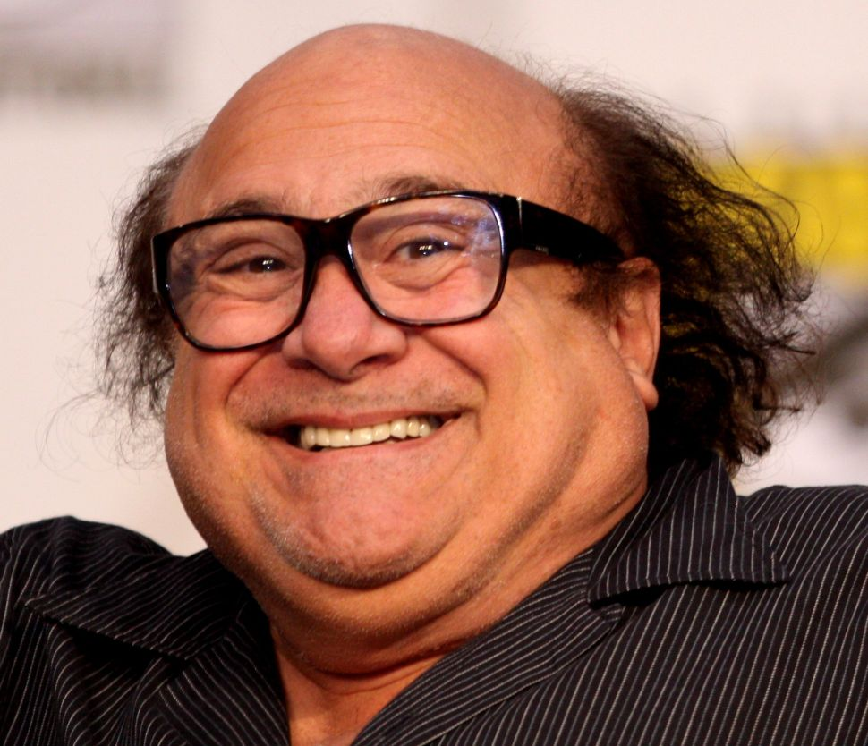 DeVito to Christie: 'I'd be proud of you'