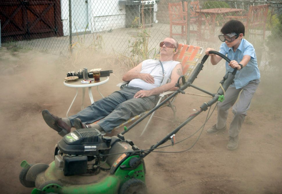 Bill Murray Sinks to Unexplored Levels of Immaturity in Ho-Hum Comedy 'St. Vincent'