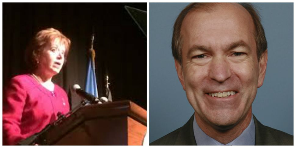 The Garrett effect: Will the conservative congressman help or hurt Bergen County Exec Donovan's reelection bid?