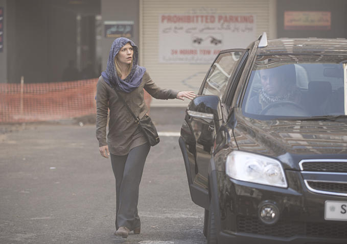 'Homeland' Recap 4×3 – There's Something About Carrie