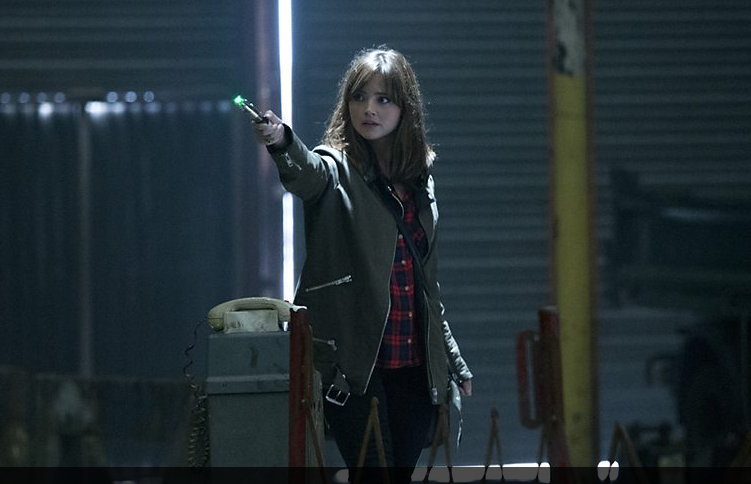 'Doctor Who' Recap 8×9: Smaller on the Outside