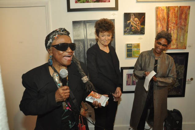 National Association of Women Artists Honors Faith Ringgold and Ursula von Rydingsvard