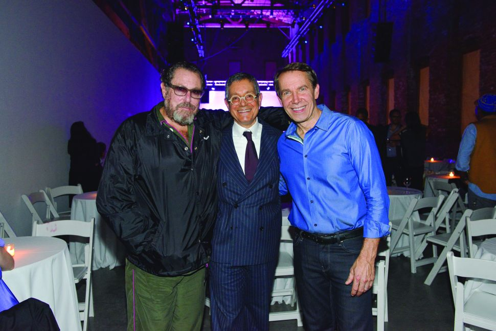 Welcome to Deitchland: After a Stint in L.A. Jeffrey Deitch Once Again Takes New York