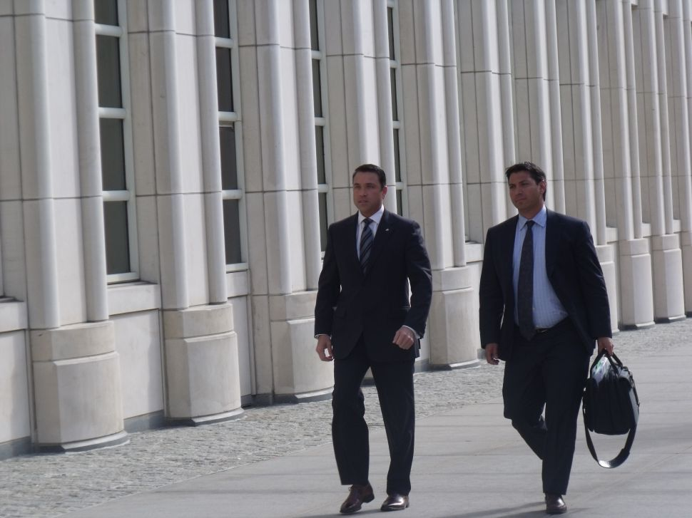 Trial Date Bumped Back for Michael Grimm — But He Could Face Two Trials