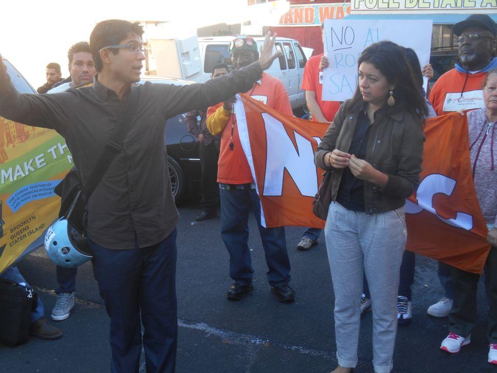 No Vote Yet on Melissa Mark-Viverito's Car Wash Bill