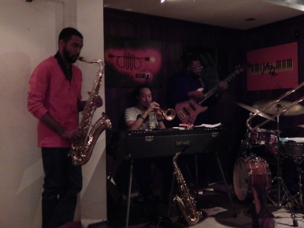 Experimenting With the Classics: WhyNot Jazz Room in the Village