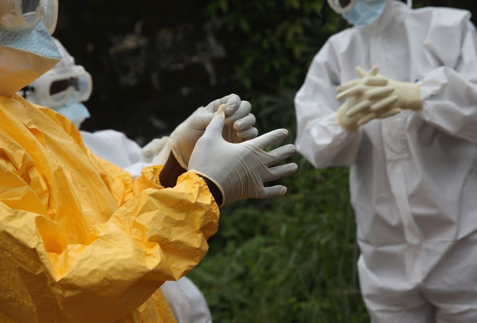 Bill de Blasio: No Ebola in New York City, But 'We're Ready For Anything'