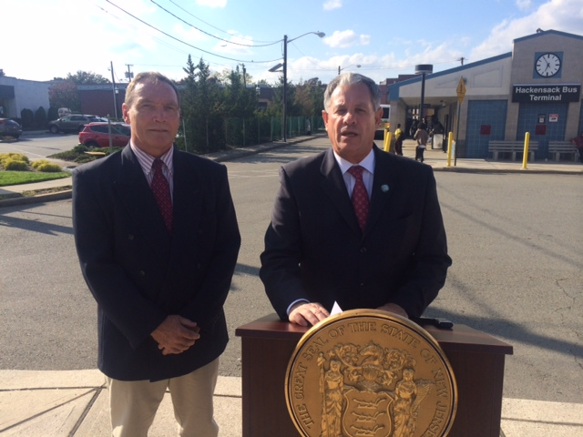Bergen County Exec's Race: Tedesco, Eustace back measures to boost transparency by Port Authority