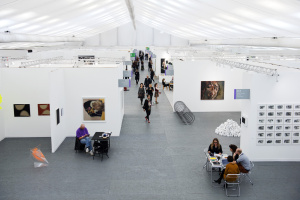 Art World Abstracts: A Frenzy for Frieze and FIAC, and More!