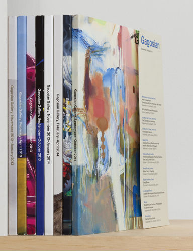 Get Your Gagosian Quarterly Today, the Art Magazine You Didn't Know You Wanted