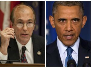 Republicans across the state are using Obama's unpopularity to turn out voters on Nov. 4th.