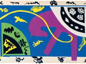 Henri Matisse's Horse, Rider and Clown (Courtesy, the Tate).