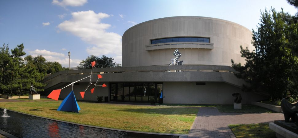 Art World Abstracts: the Hirshhorn Tries to Jolt the D.C. Museum Scene, and More!