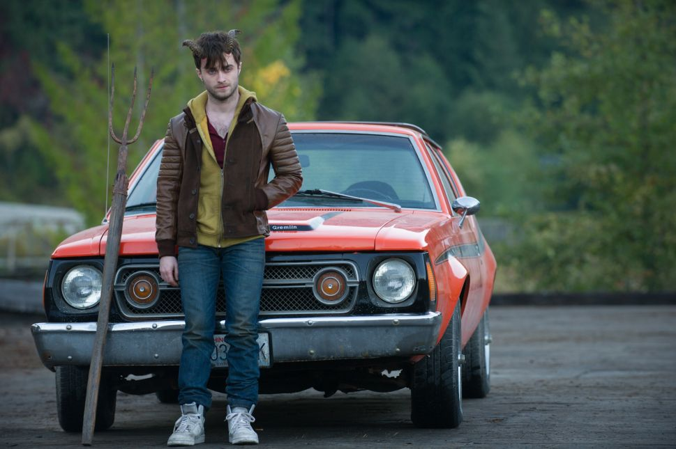In 'Horns,' Daniel Radcliffe Lands His Worst Role Yet
