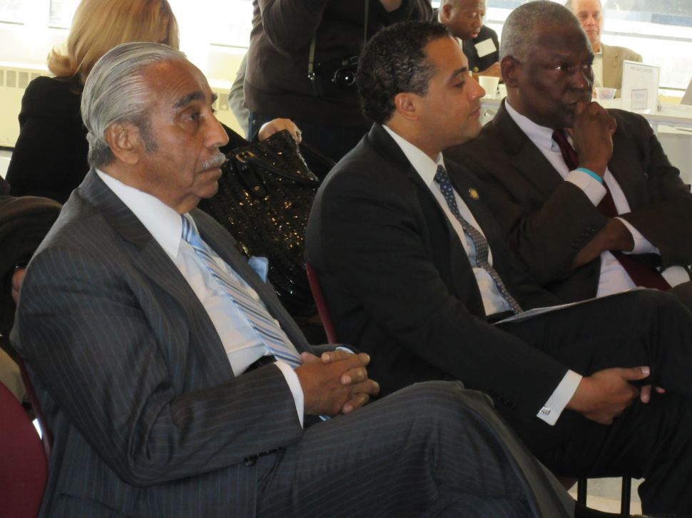 Harlem Candidates Clash in Battle for Charles Rangel's Seat