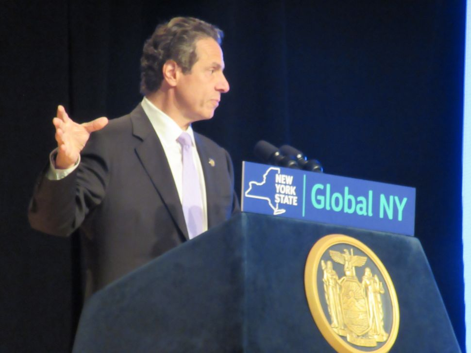 Cuomo Proposes New York State Create An Export-Import Bank