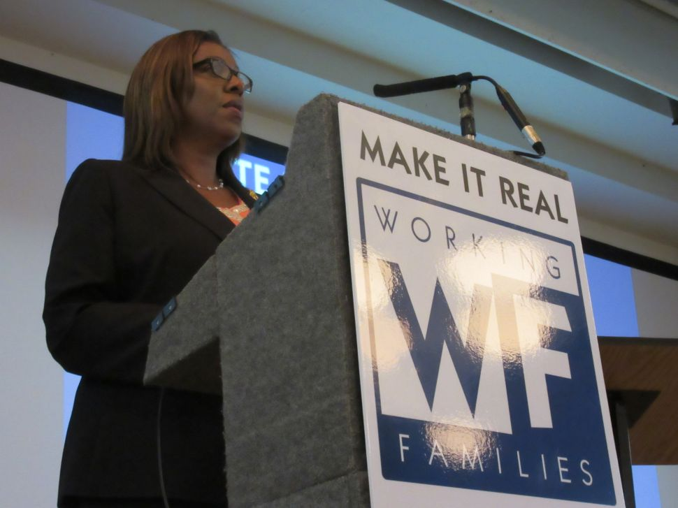 Public Advocate Letitia James Backs WFP Candidate for Sheldon Silver's Seat