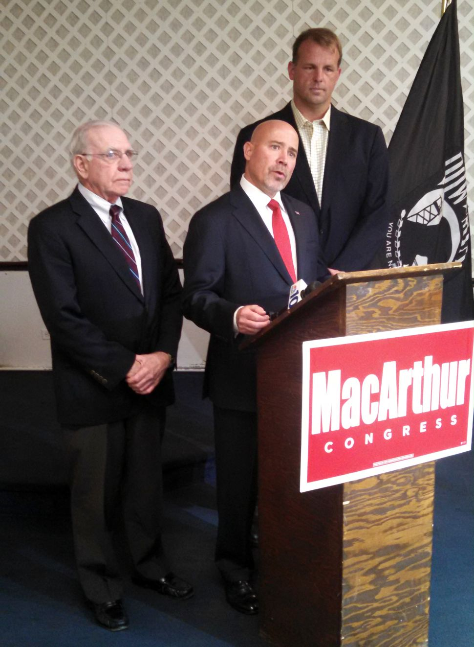 CD3: In Runyan's wake, MacArthur says he'll serve 'as long as voters will have me'