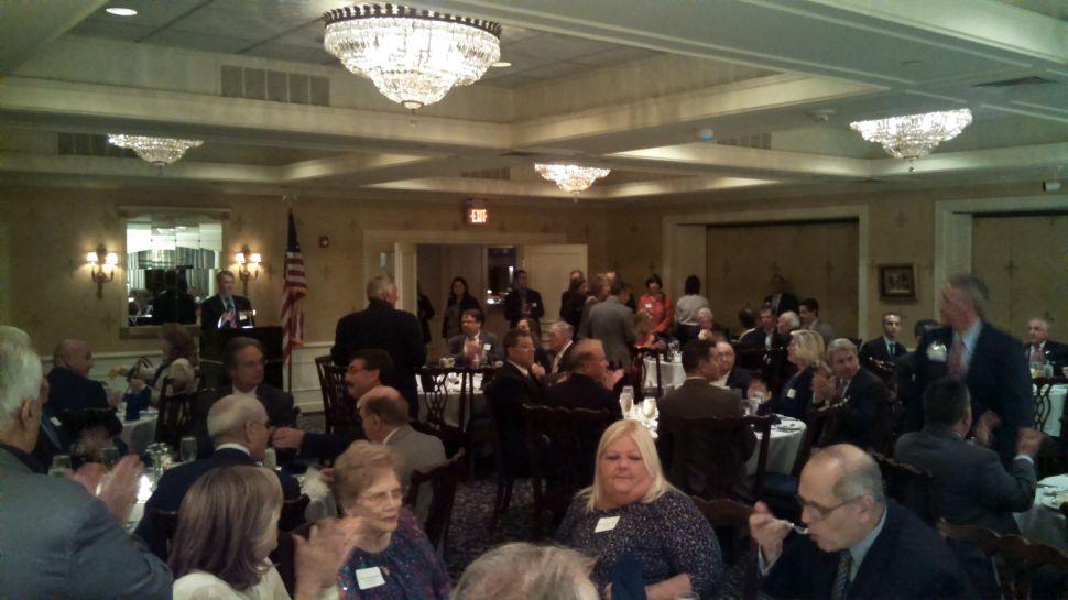 Guadagno, Bramnick trade gags at Union County Republican fundraiser