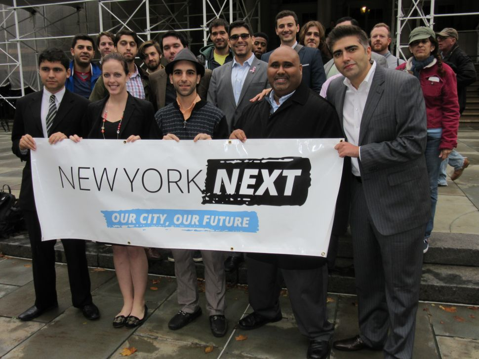 Young Dem Clubs Launch 'New York NEXT PAC' to Help Recchia