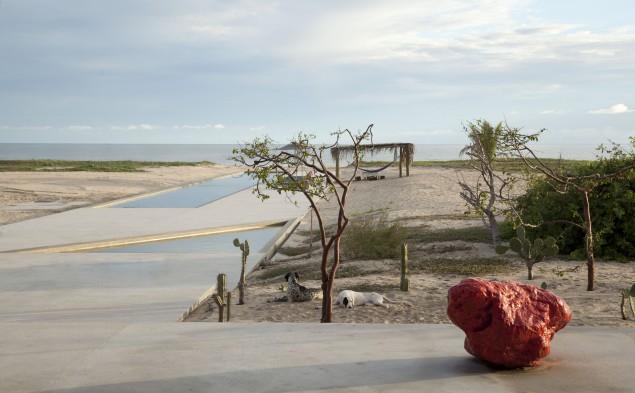 Mexican Painter Bosco Sodi Opens Oaxaca Haven, Artist Residency