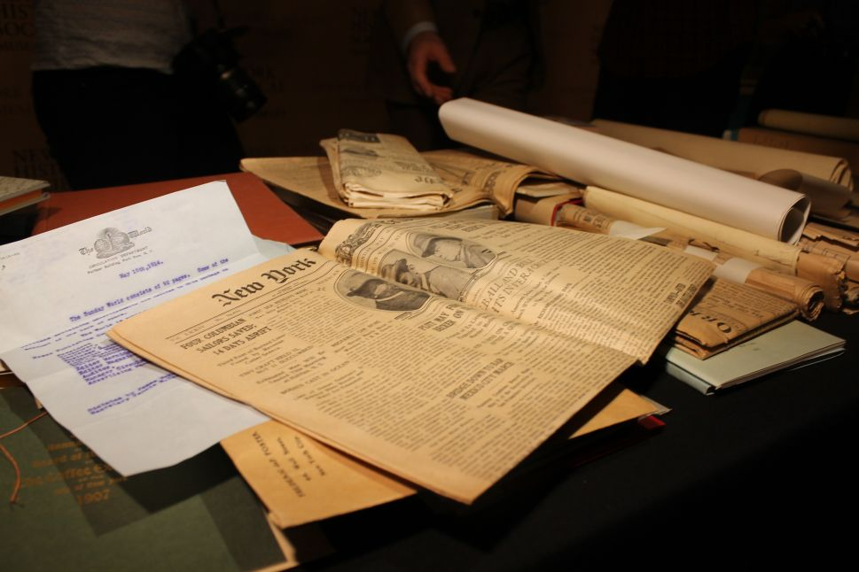 Another Underwhelming New York Time Capsule Is Opened