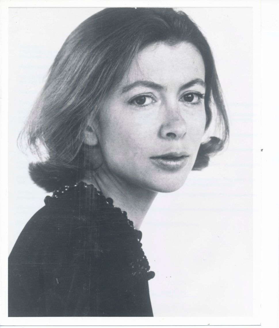 We Sell Ourselves Stories in Order to Live: Joan Didion Doc Launches Kickstarter