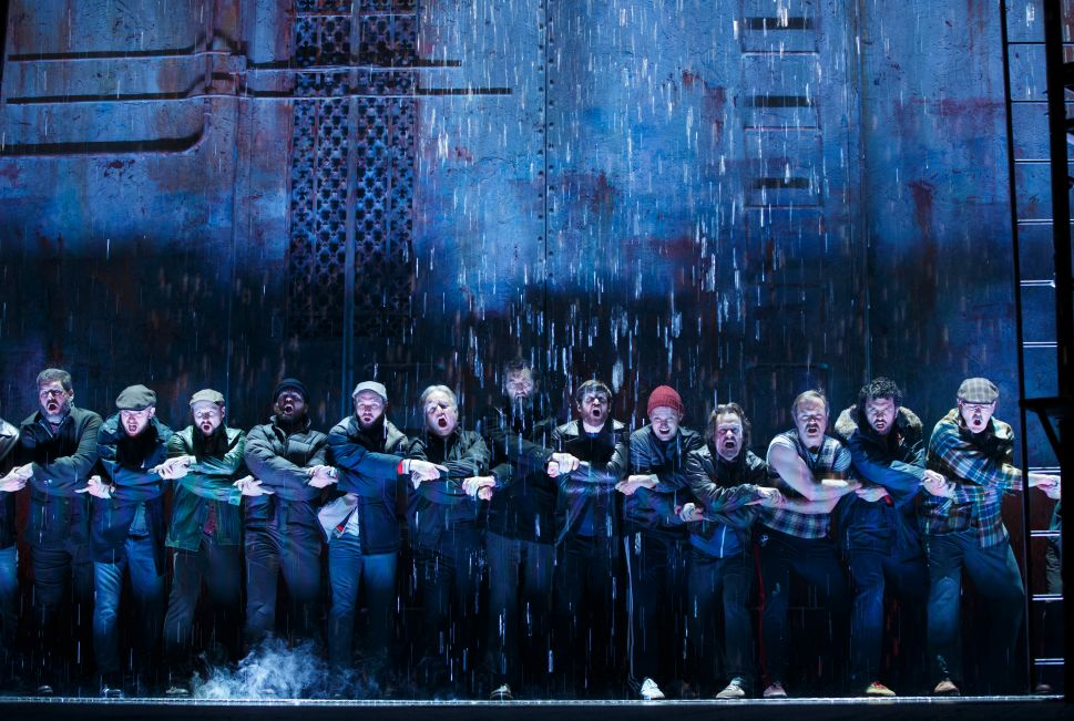 Dream Boat: Sting's New Musical, 'The Last Ship,' Is First-Rate