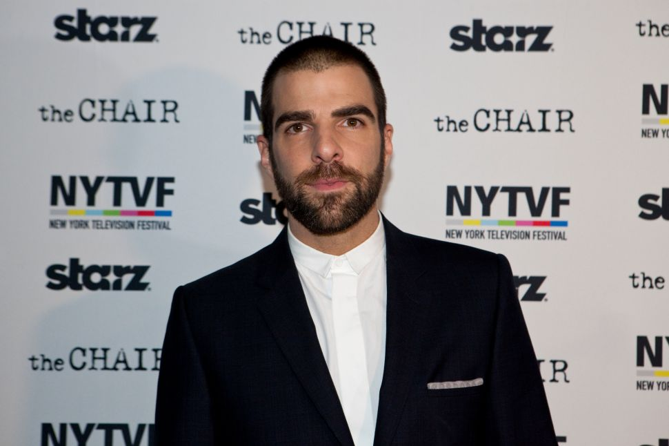Zachary Quinto on the New York TV Scene, and the Chances of an 'AHS' Appearance