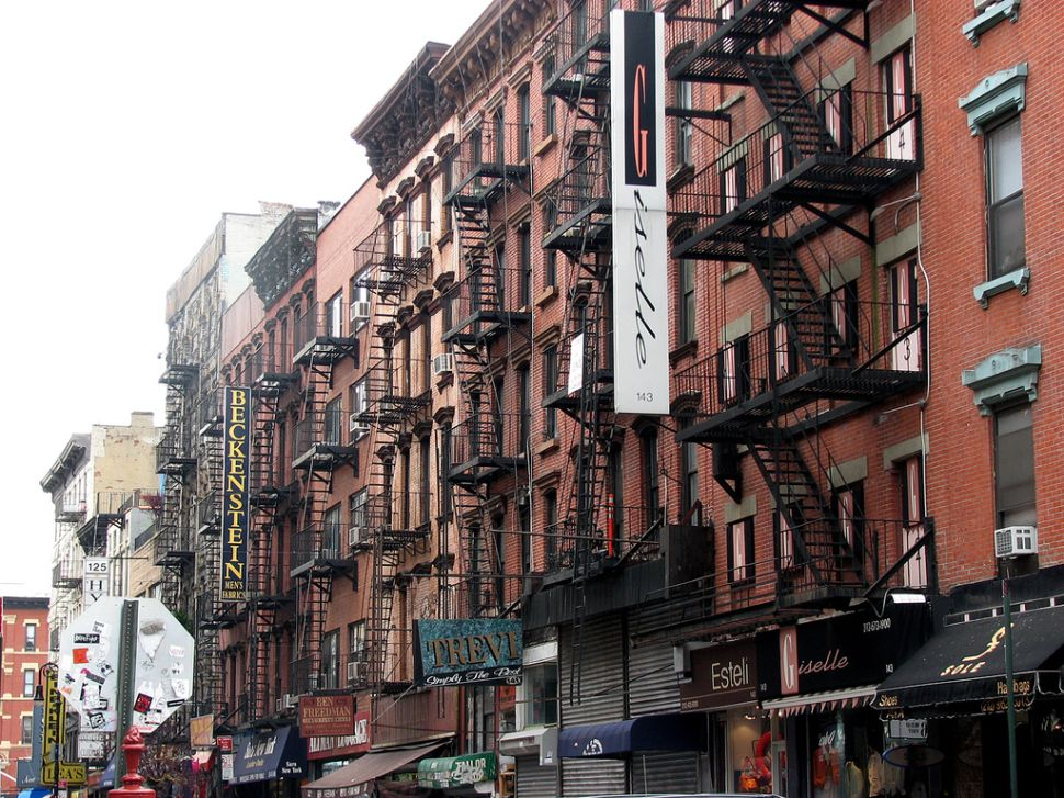 On the Market: Of Ludlow Street and the Lowline