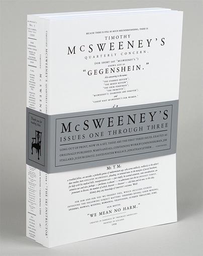Media Mix: McSweeney's Becomes a Nonprofit