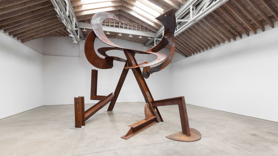 Real Steel: Two Sculptors Dot Chelsea with Great, Mammoth Work